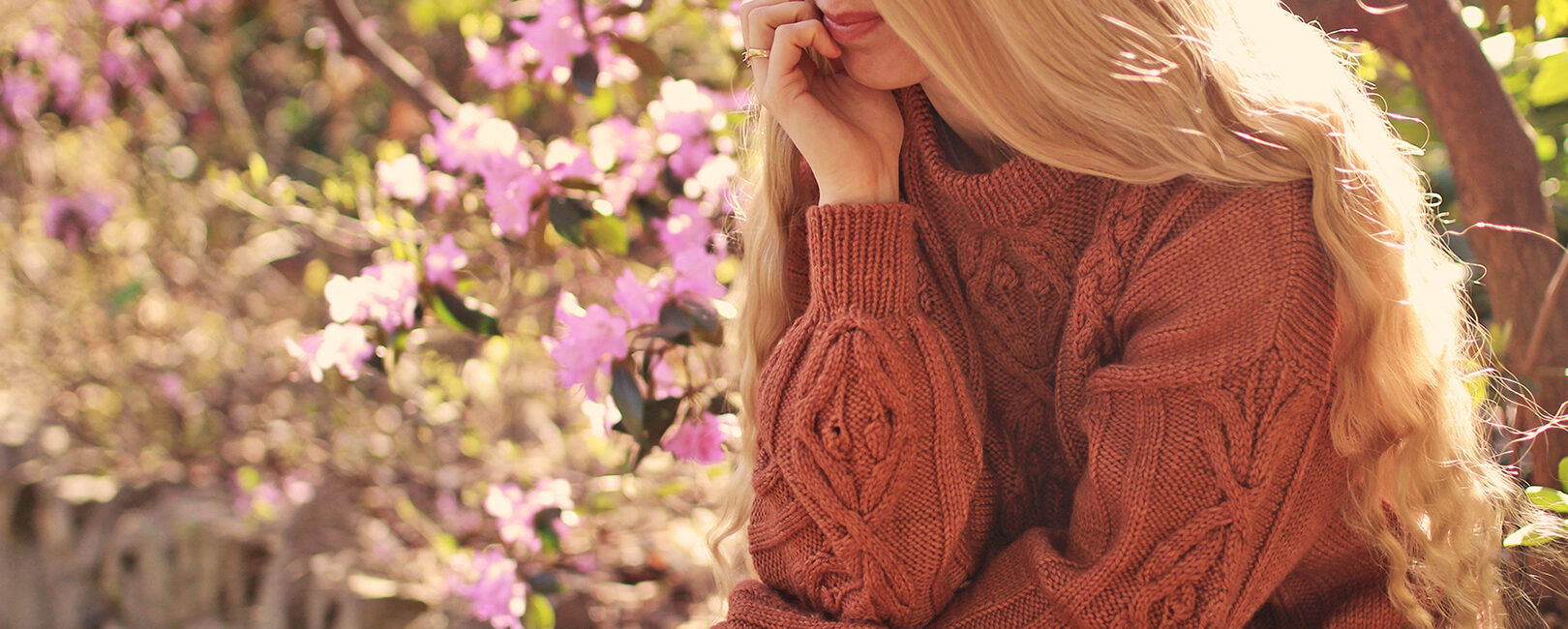 How to modify Felicia Sweater