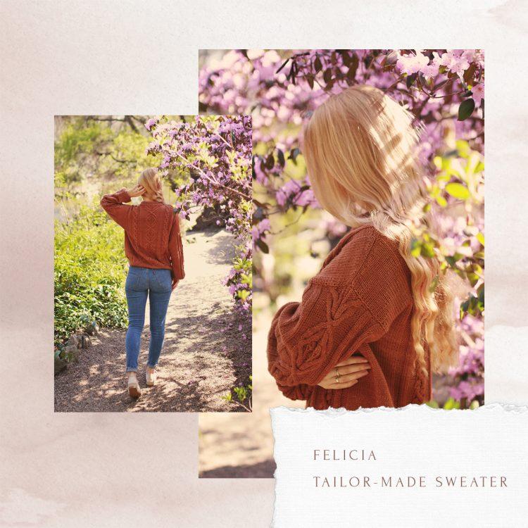 Modification of Felicia Sweater - main photo